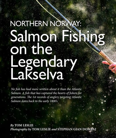 Page 10 of Salmon Fishing on the Legendary Lakselva