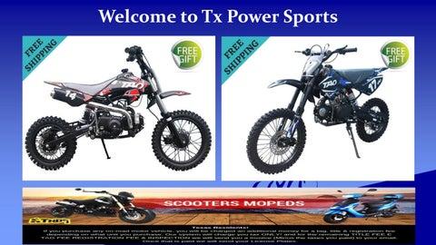 TX Power Sports - Issuu