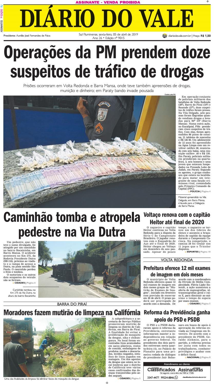 741486c34 9015 - Diario - Sexta-feira - 05.04.2019 by Diário do Vale - issuu