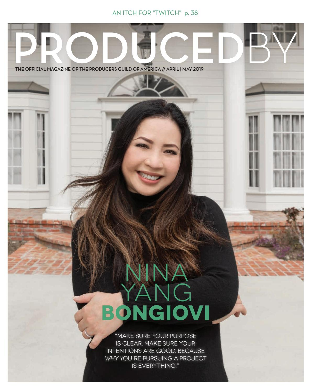 Produced By April | May 2019 by Moon Tide Media - issuu