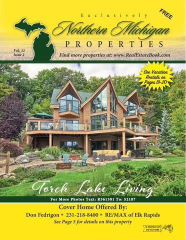 Wondrous Northern Michigan Properties Vol 11 Issue 2 By The Real Home Remodeling Inspirations Genioncuboardxyz