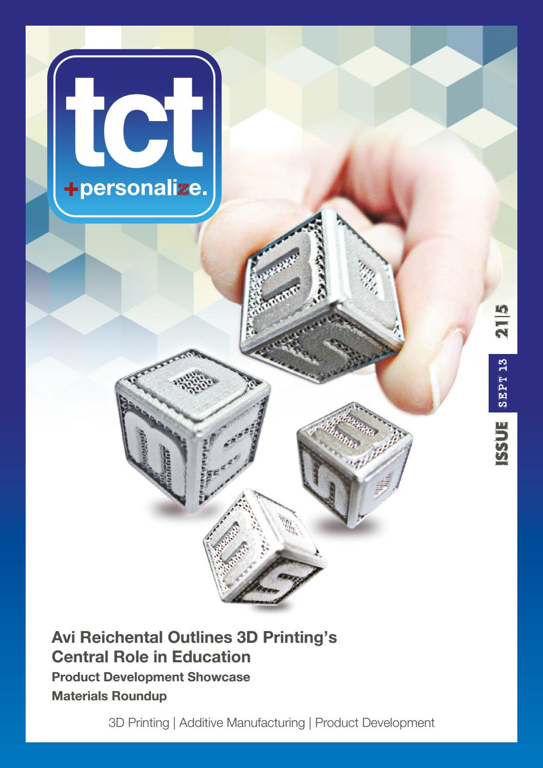 3D Systems Cube Pro Open Source Filament Spool Holder Bracket PLA, ABS, Nylon