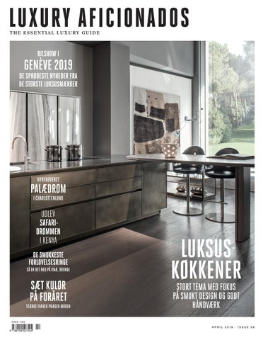 3ed8419c LUXURY AFICIONADOS #56 by Luxury Aficionados - issuu