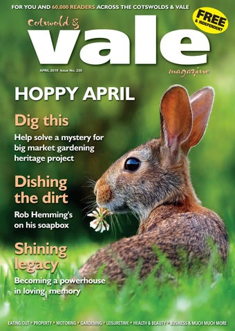 Cotswold & Vale – April 2019 by Smith Davis Press - issuu