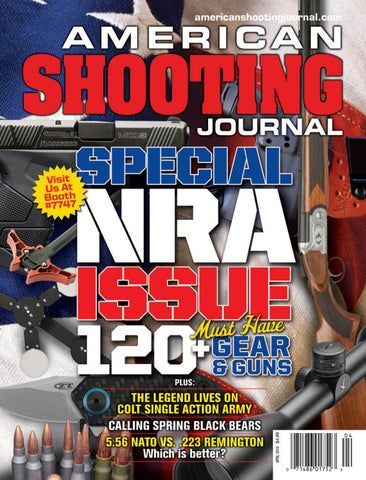Am Shooting Journal April 2019 by Media Index Publishing