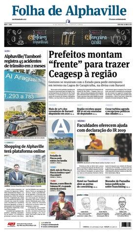 1aacc46b5 Edição 806 Folha de Alphaville by Folha de Alphaville - issuu