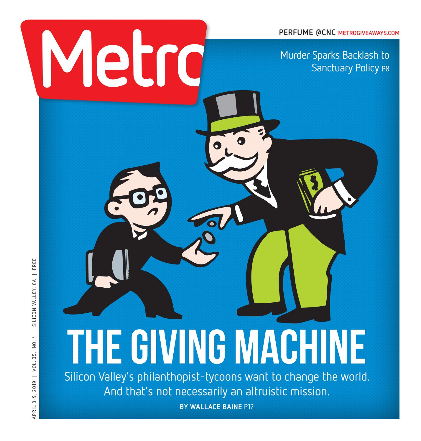 Metro April 3-9, 2019 by Metro Publishing - issuu