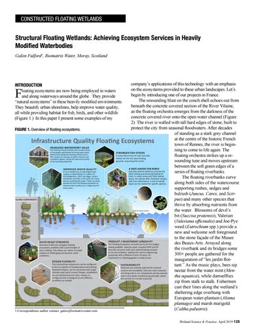Page 57 of Structural Floating Wetlands: Achieving Ecosystem Services in Heavily Modified Waterbodies