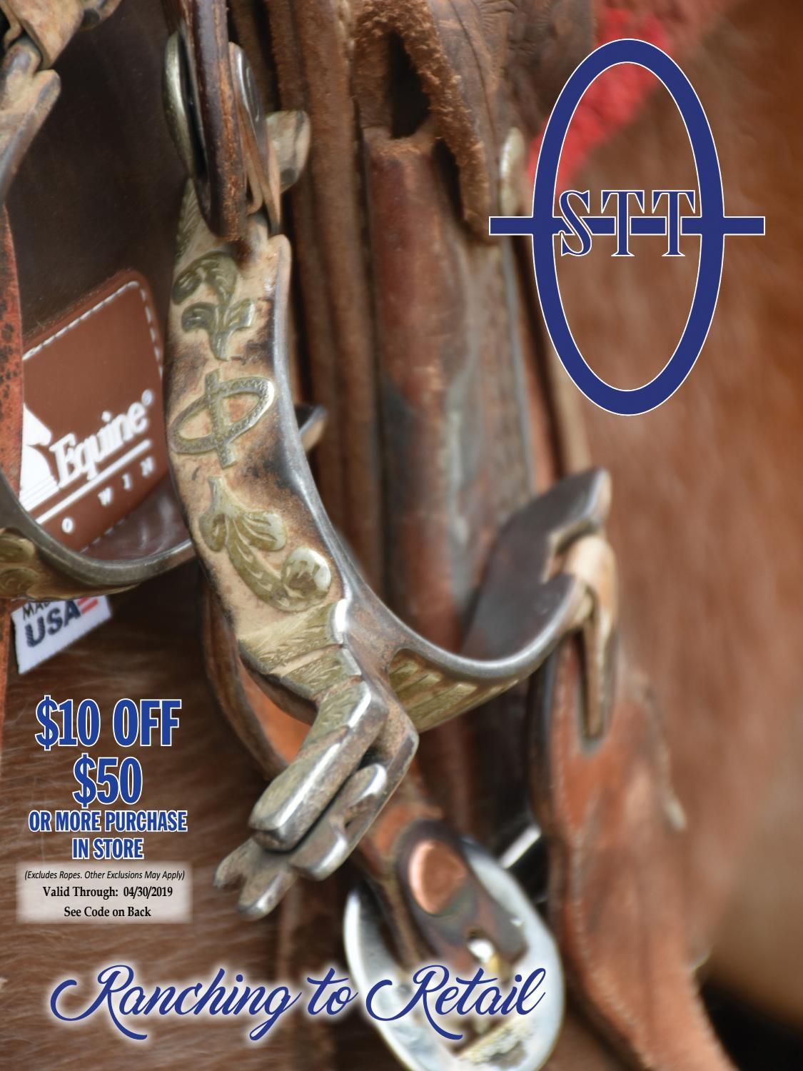 f1fa0e221 South Texas Tack - Spring 2019 by southtexastack - issuu