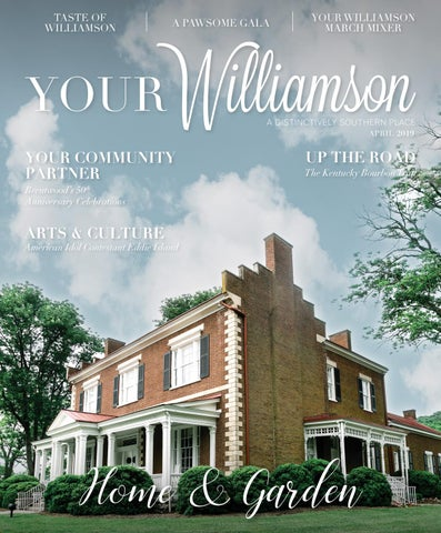 9896b2b8726 Your Williamson April 2019 by Robertson Media Group