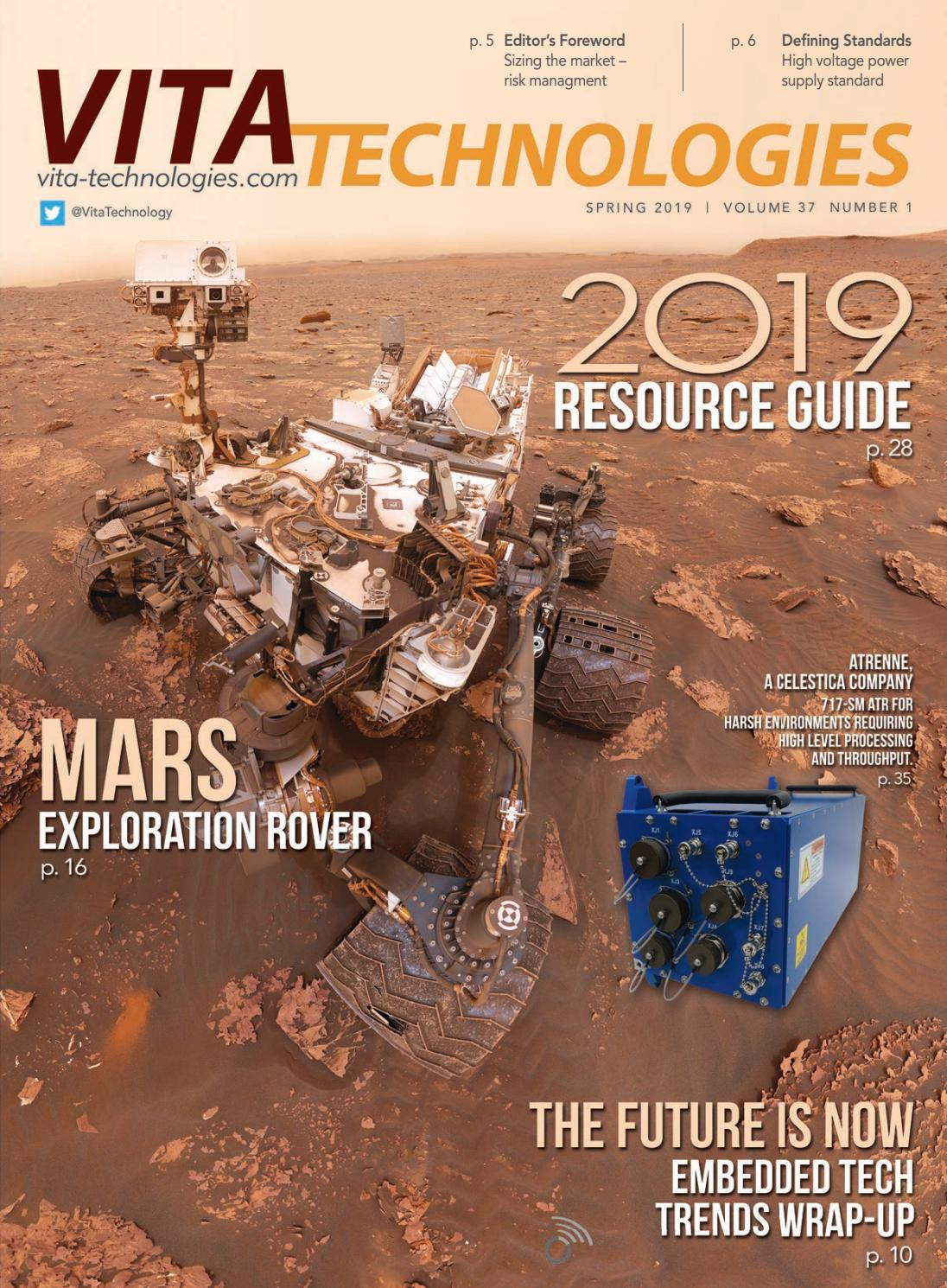 VITA Technologies Spring 2019 with Resource Guide by OpenSystems