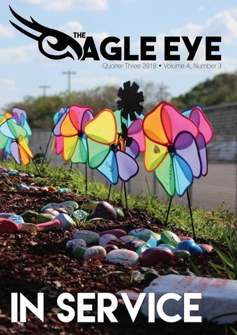 In Service - The Eagle Eye Vol  4, Issue 3 by The Eagle Eye