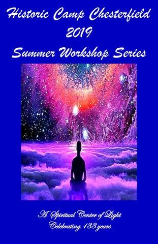 2019-summer-workshop-series-book by CampChesterfield - issuu