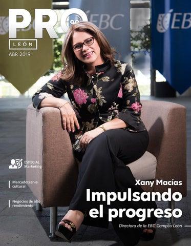 285403cc1 PRO LEÓN ED 56 ABRIL 2019 by PRO Magazine León - issuu