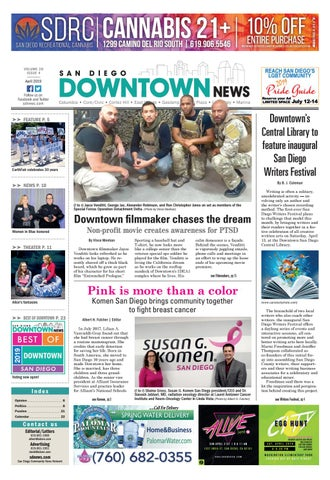 12eba9ea5 San Diego Downtown News, Volume 20, Issue 4 by SDCNN - issuu