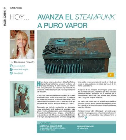 Page 14 of Blanco MAG - Cómo Hacer 19