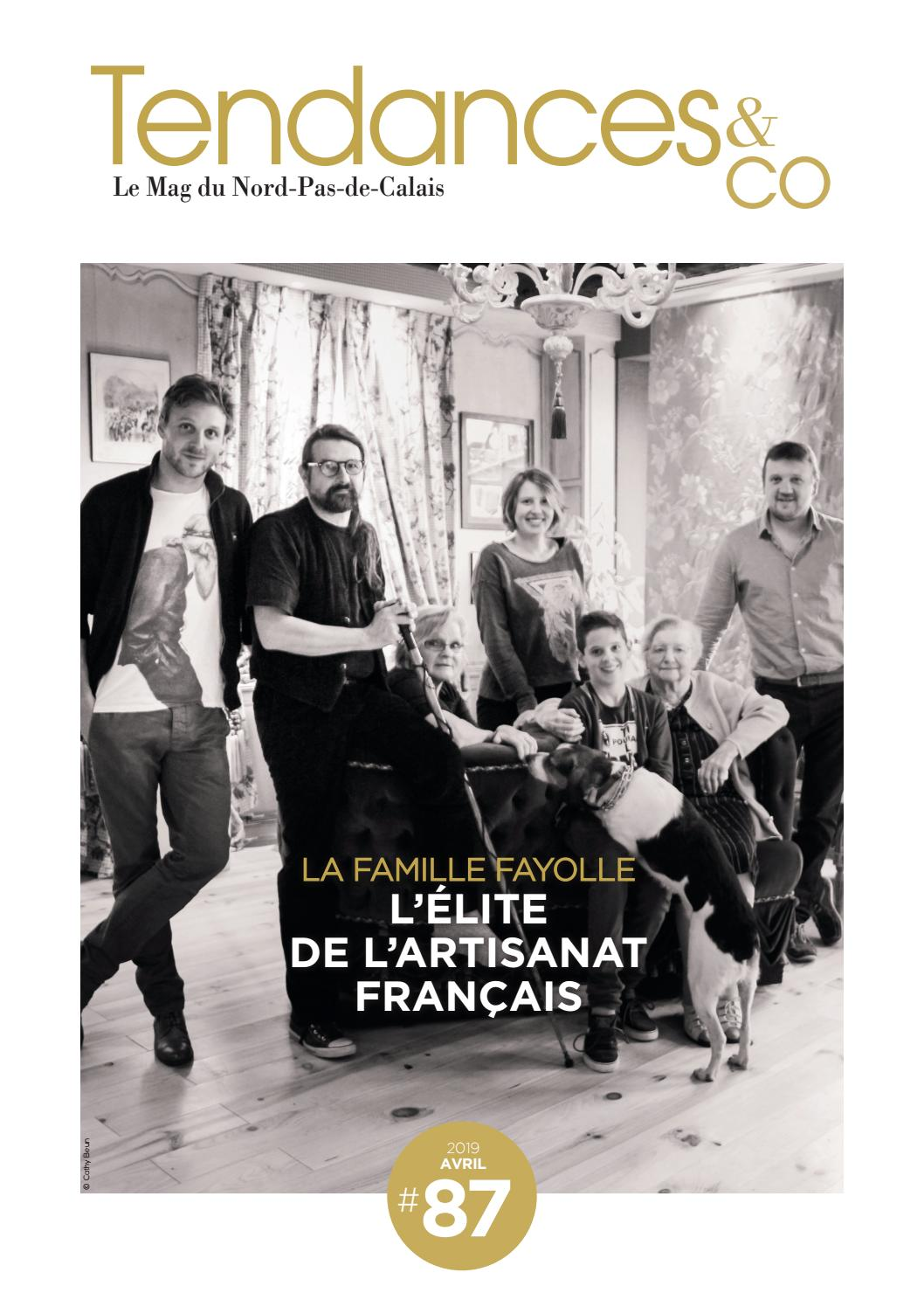 1f1c3e1da5 Tendances & Co n°87, avril 2019 by Groupe Nord Littoral - issuu