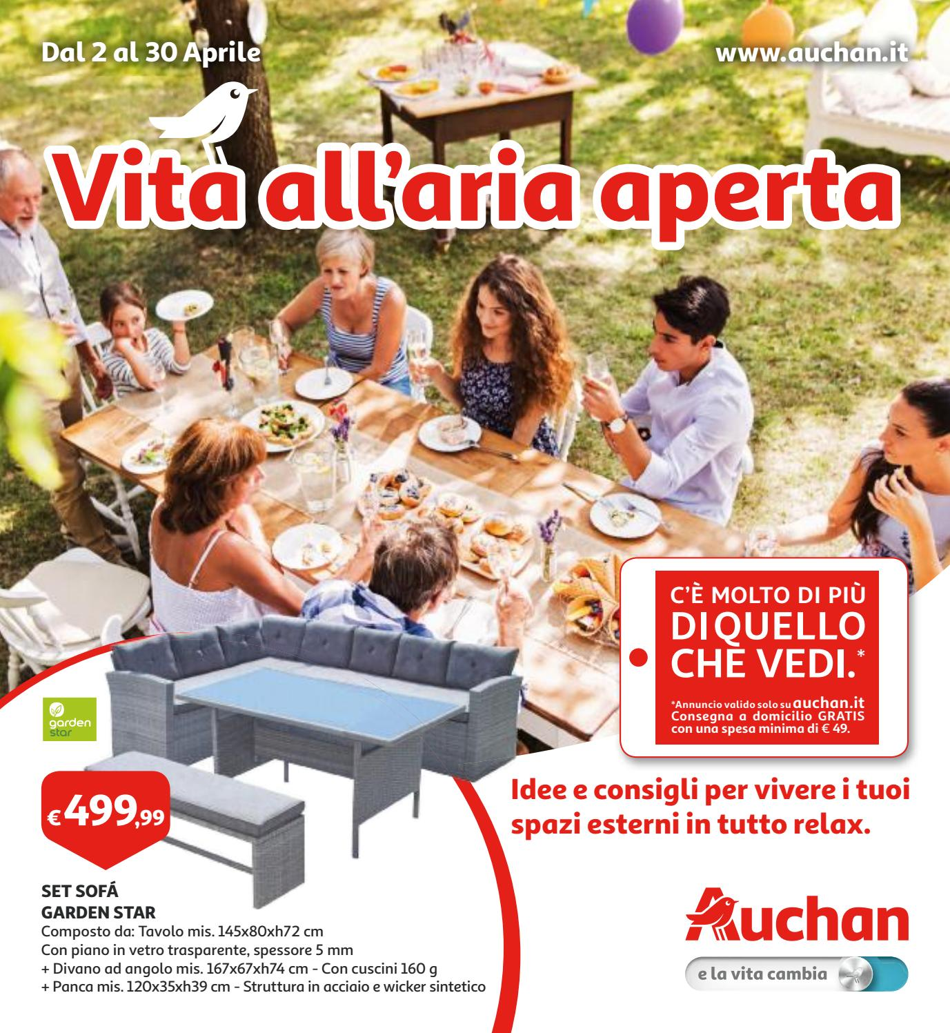 Cuscini Auchan.Auchan 30apr By Best Of Volantinoweb Issuu