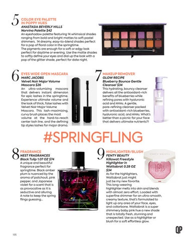 Page 105 of Beauty: Spring Fling