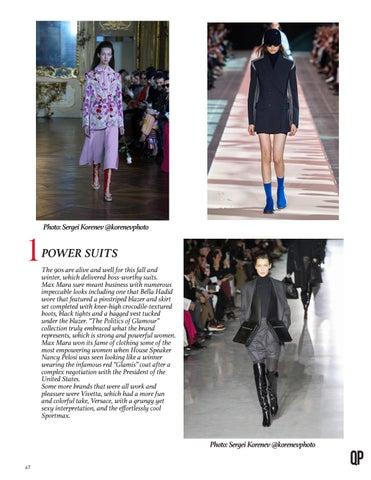 Page 67 of 6 Top Trends That Reigned the Runways