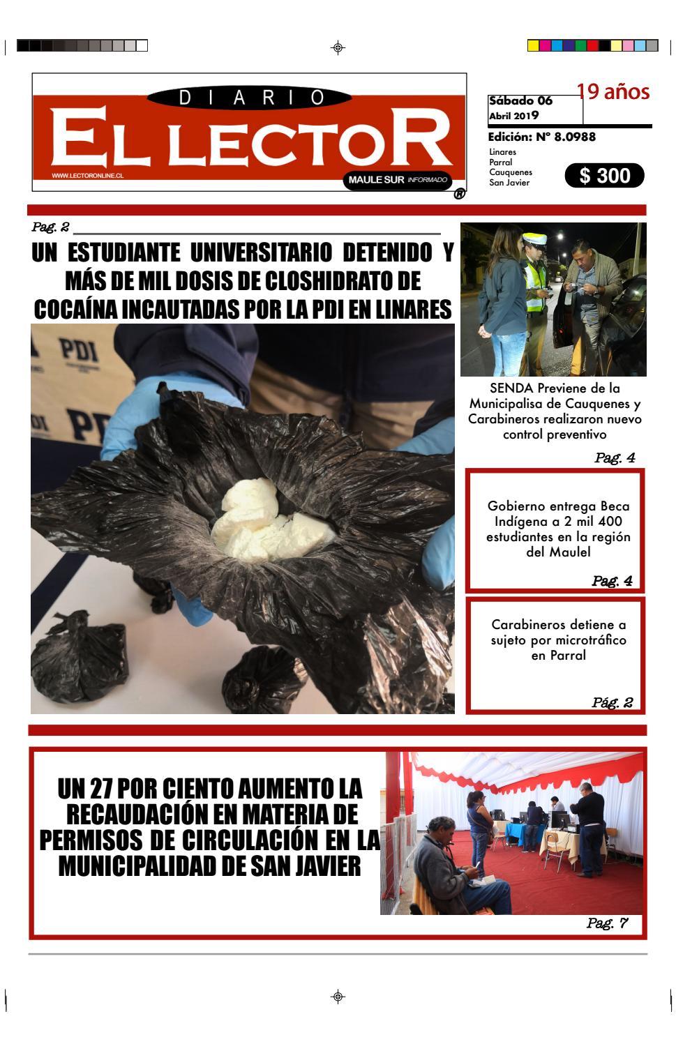 7bfab48185 lector by Diario El Lector del maule - issuu
