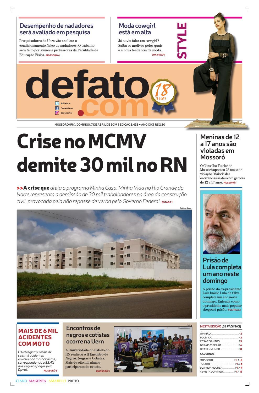 0ccfa37d6db Jornal de Fato by Jornal de Fato - issuu