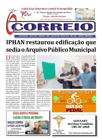 dd9319e66 O CORREIO - ED 1508 by Jornal O Correio - issuu