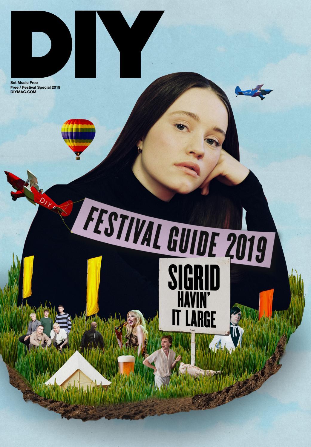 DIY, Festival Guide 2019 by DIY Magazine - issuu