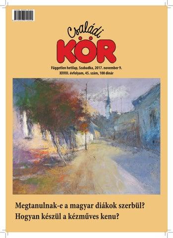 8559e96767 Családi Kör, 2017. november 9. by yuhar - issuu