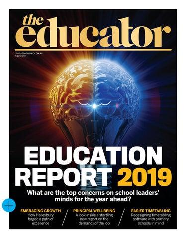The Educator 5 01 by Key Media - issuu