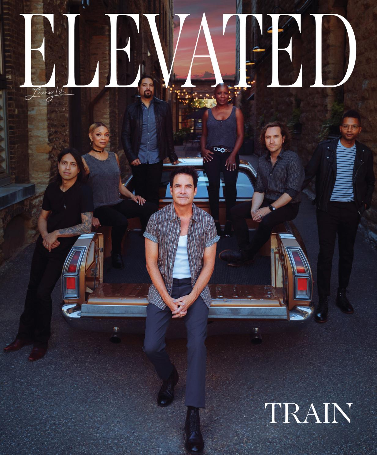 Elevated Luxury Life Spring 2019 - Train by Elevated Luxury Life