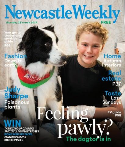 quality design cc4d8 cb8b5 28 March 2019 by Newcastle Weekly Magazine - issuu