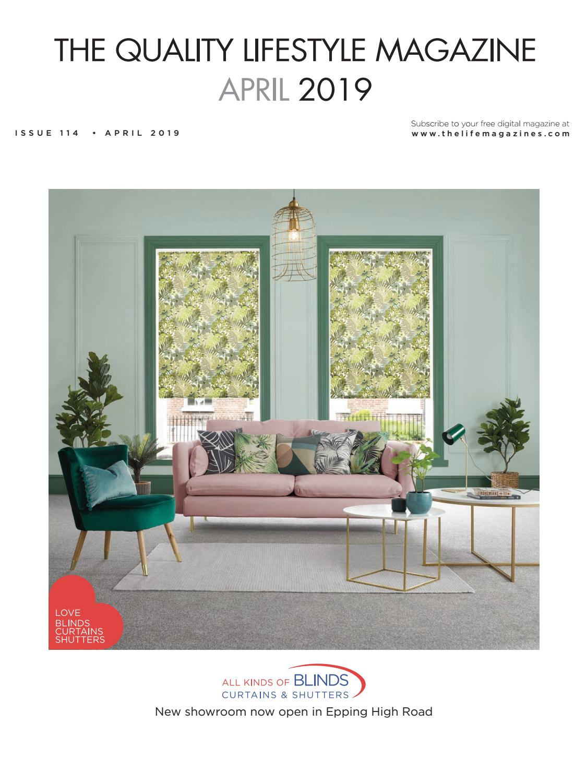 45ba63369ceb Life Magazines (Essex editions) April 2019 by Fish Media Group Ltd - issuu