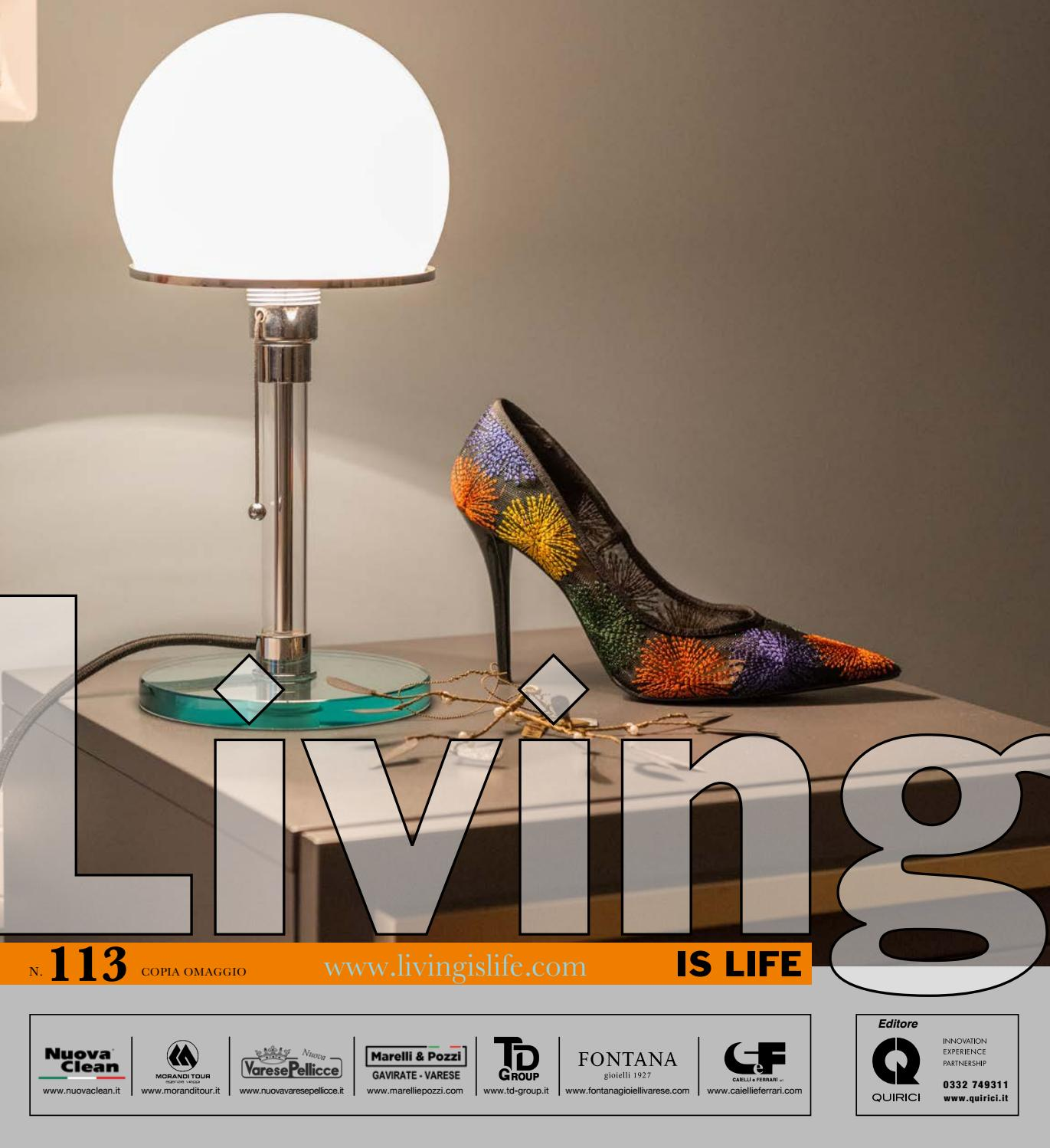 7fbe3113fe669e Living Is Life 113 by Living Is Life - issuu