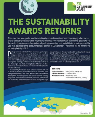Page 7 of The Sustainability Awards Returns