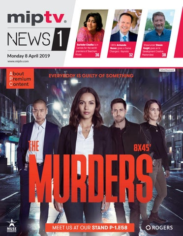 MIPTV 2019 NEWS 1 by MIPMarkets - issuu