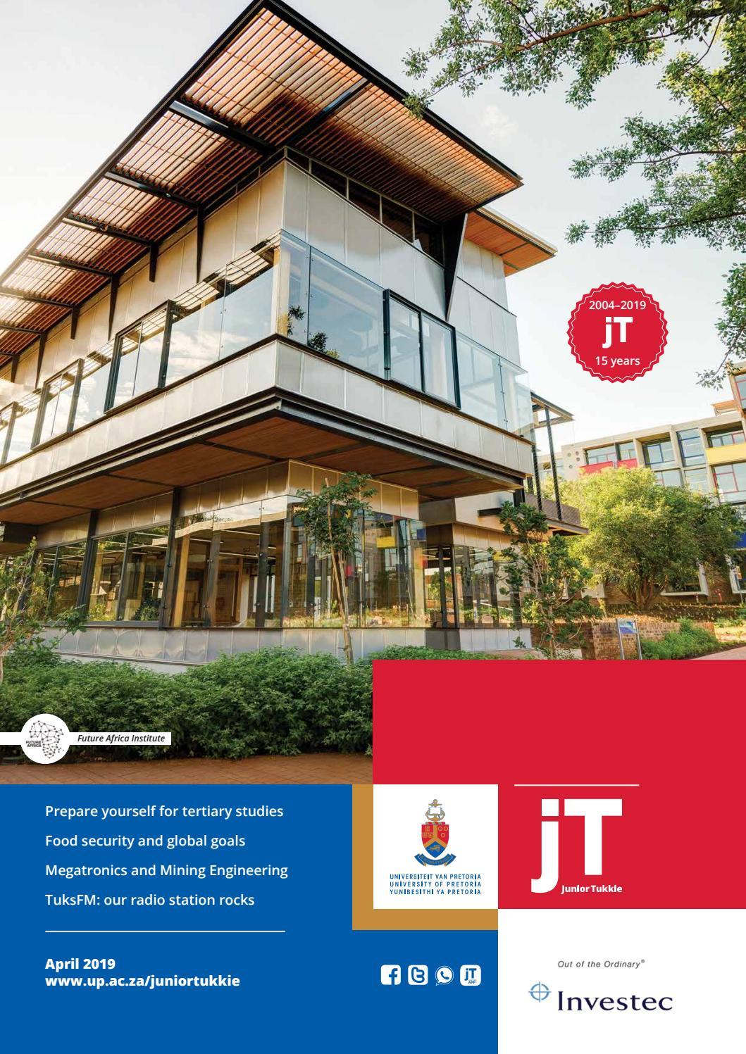 juniortukkie magazine  april 2019  edition by juniortukkie