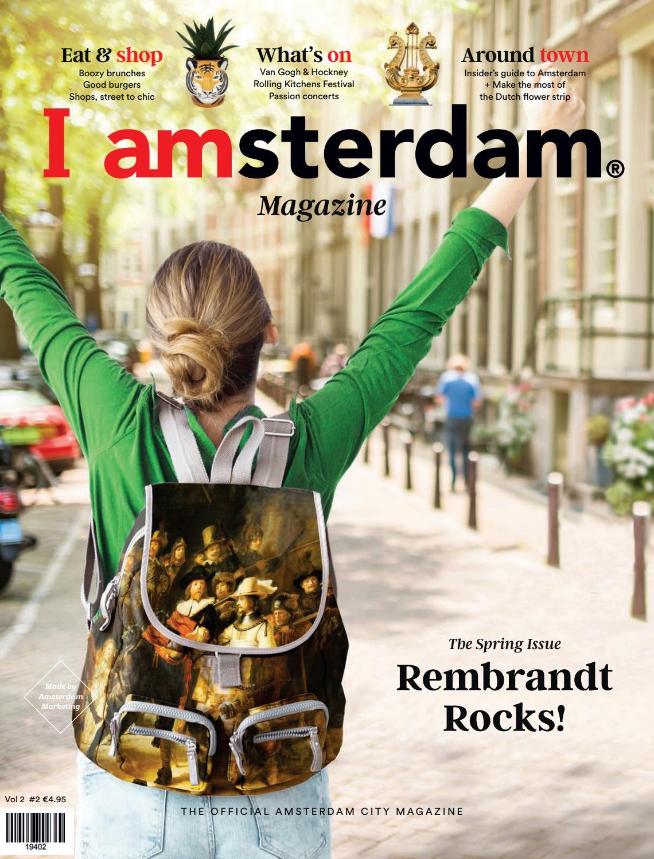 I Amsterdam Magazine Spring 2019 By Amsterdam Partners Issuu