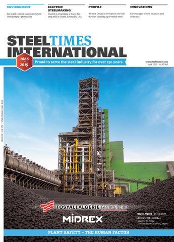 Steel Times International April 2019 by Quartz Business