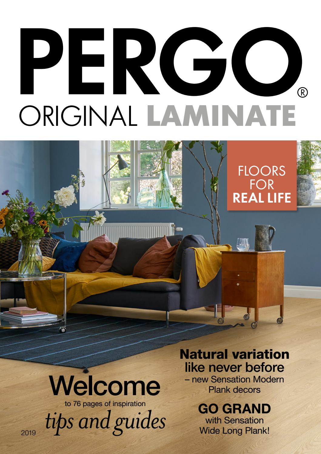 Pergo  4  LAM  UK by Unilin - issuu