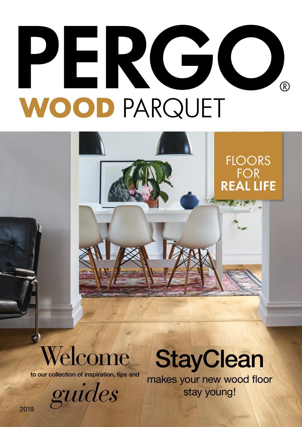 Pergo 2019 Wood En By Unilin Issuu