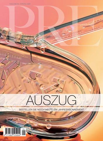 PRESTIGE Switzerland Volume 50 Auszug by rundschauMEDIEN AG