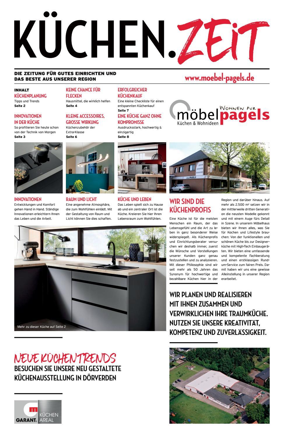 Mobel Pagels Kuchenzeit April 2019 By Garant Gruppe Issuu
