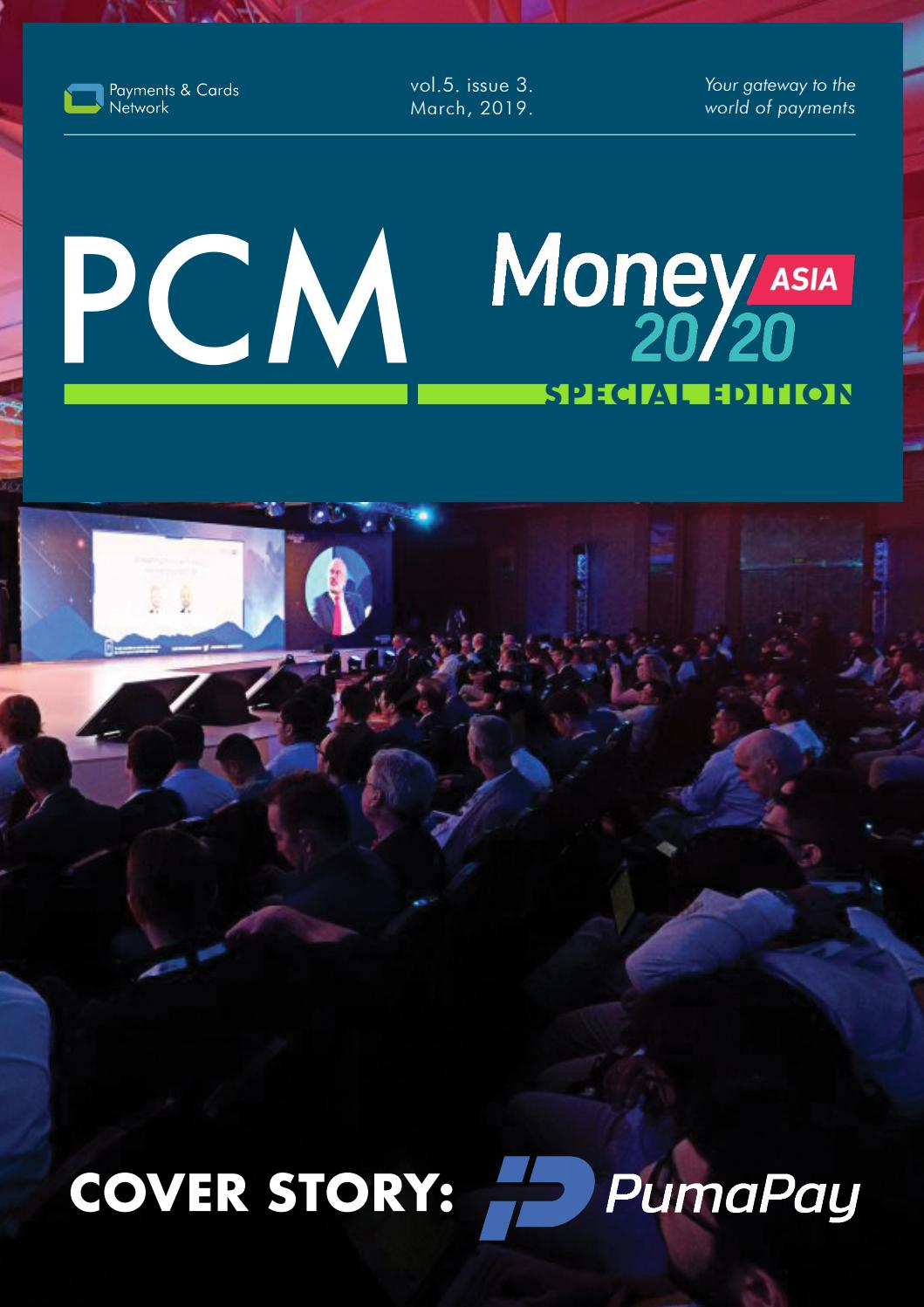 PCM Volume 5 - Issue 3: Money 20/20 Asia Special Edition by