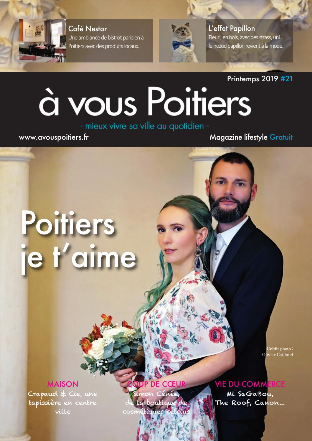 Ambiance Et Style Poitiers à vous poitiers #21à vous poitiers - issuu