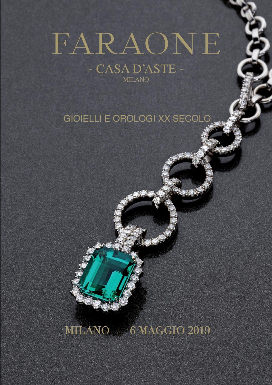 datazione gioielli Tiffany