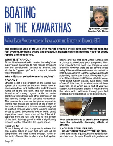 Page 30 of Boating in the Kawarthas