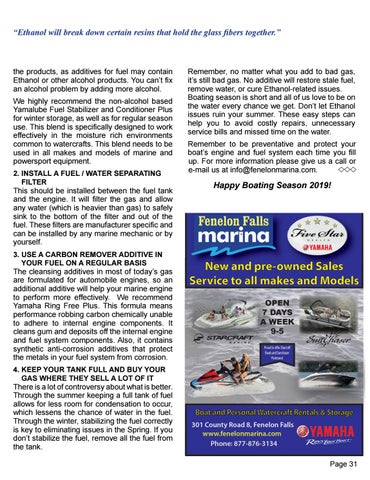 Page 31 of Boating in the Kawarthas
