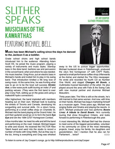 Page 47 of Slither Speaks - with Michael Bell