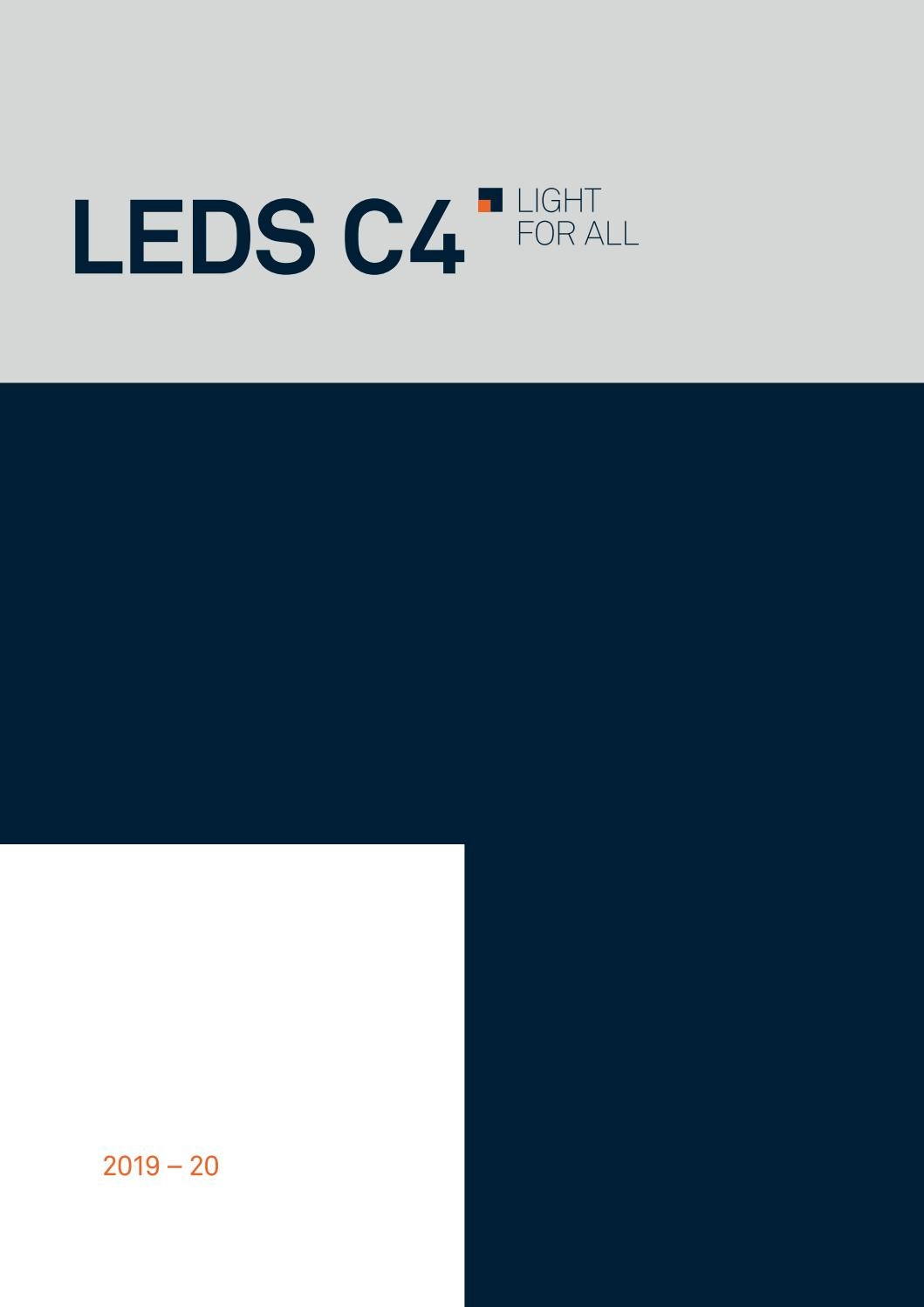 Leds C4 2019 2020 Catalogue By Kes Lighting Issuu